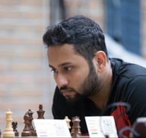 Chess - Atharva Godbole
